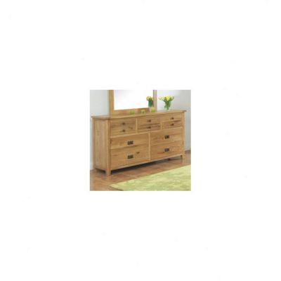 Elements Aylesbury 3 Over 4 Drawer Chest