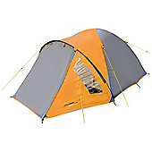 2 Man Ascent Tent 3 Seasons 310 x 210 x 105cm Orange / red / Blue - Yellowstone