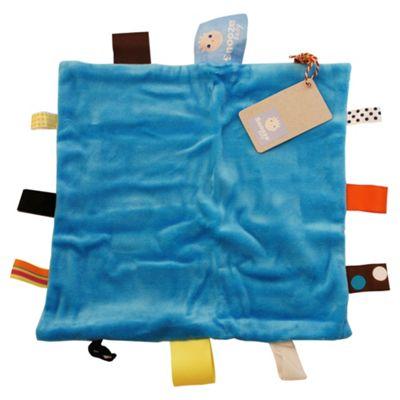 Snoozebaby Comforter - Lime Turquoise