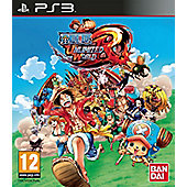 One Piece Unlimited World Red: Straw Hat Edition - PS3