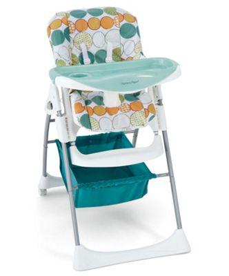 Mamas & Papas - Zest Highchair - Citrus Circles