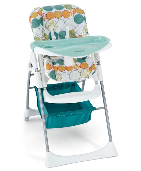 Mamas & Papas - Zest Highchair - Citrus Circles