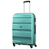 American Tourister Bon Air Large 4 Wheel Turquoise Suitcase