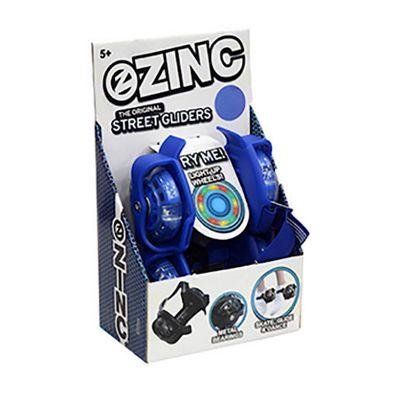 Zinc Street Gliders - Blue