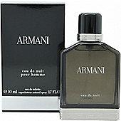 Giorgio Armani Eau de Nuit Pour Homme Eau de Toilette (EDT) 50ml Spray For Men