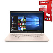 "Certified Refurbished HP 14-bk069sa 14"" Laptop Intel Pentium 4415U 4GB 1TB Windows 10 with Internet Security - 2FN67EA#ABU"
