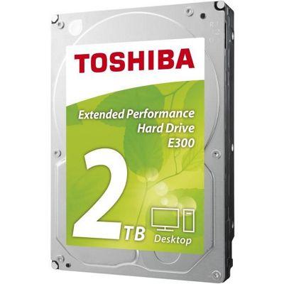 Toshiba E300 2TB SATA III 3.5 Hard Drive