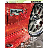 Project Gotham Racing 4 (PGR 4) - Brady Games Official Game Guide - Racing