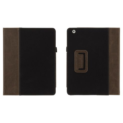 Griffin Elan Folio Case for Apple iPad 3/iPad 2 - Brown