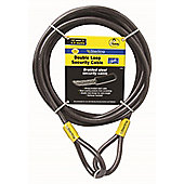 Sterling Double Loop Security Cable 124C