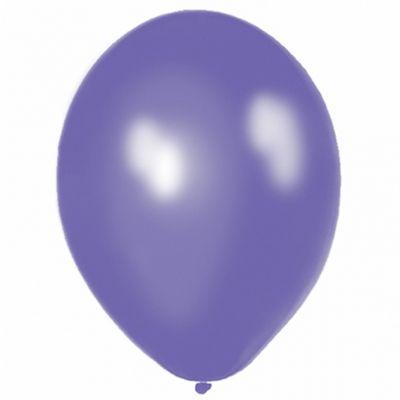 Royal Purple 5 inch Latex Balloons - 100 Pack