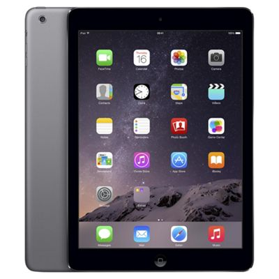 iPad Air 16GB WiFi - Space Grey