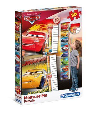Clementoni Disney Pixar Cars Measure Me Puzzle