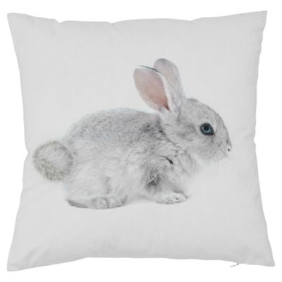 buy tesco rabbit with tail cushion from our cushions range. Black Bedroom Furniture Sets. Home Design Ideas