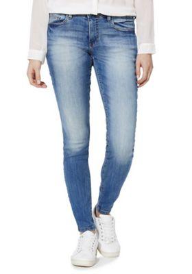 JDY Low Rise Skinny Jeans 30 Waist 32 Leg Light wash