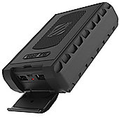 Scosche Gobat 12000 - Rugged Portable Backup Battery