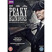 Peaky Blinders Series 1-4 Boxset