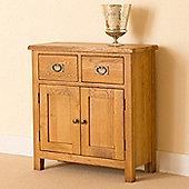 Lanner Oak Sideboard - Mini Sideboard - Rustic Oak
