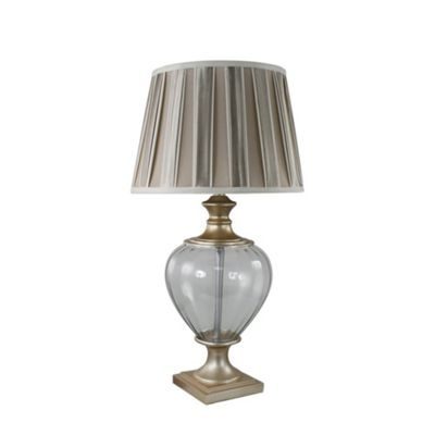 Summer Gold Regency Statement Lamp