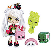 Shopkins Shoppies Dolls - Sara Sushi - Series 2