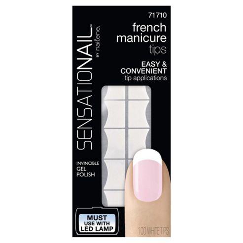 Sensationail French Manicure Tip Refills