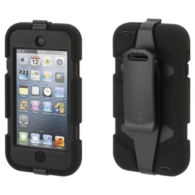 Griffin iPod Touch Survivor Black