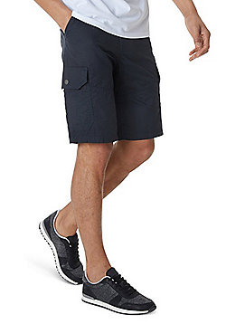 F&F Cargo Shorts - Navy