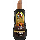Australian Gold Spray Gel with Bronzer 237ml SPF6