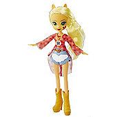 My Little Pony Equestria Girls Legend of Everfree Applejack Doll