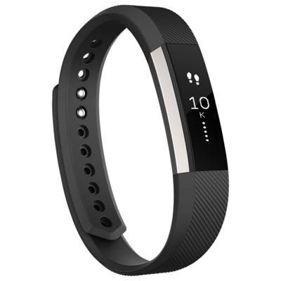 Fitbit Alta Fitness Tracker - Black, Small