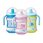 Tommee Tippee Discovera Toddler Trainer Cup 6m+│260ml│Non-spill and shake proof