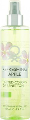 Benetton Refreshing Apple Body Mist 250ml