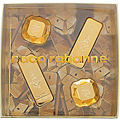 Paco Rabanne His & Hers Gift Set 2 x 1 Million 5ml EDT + 2 x Lady Million 5ml EDP For Women