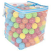 300 Multi-Coloured Playballs