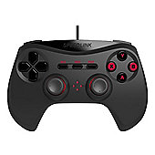 SPEEDLINK STRIKE NX Gamepad PC Black USB For 1.8 m