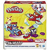 Play-Doh Marvel Cans Vehicle