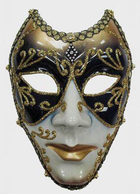 Roma Bandit Mask On Band