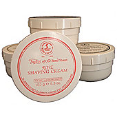 Taylor of Old Bond St Shaving Cream Rose Tub 150g