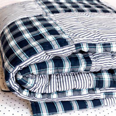Striped Children's Quilt