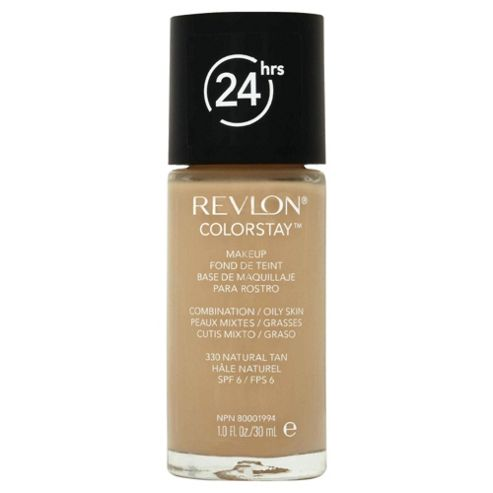 Revlon ColorStay™ Combi/Oily Natural Tan
