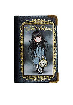 Santoro Gorjuss Chronicles The White Rabbit Wallet 10x15x2cm