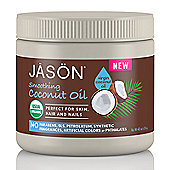 Jason Smoothing Coconut Oil for Skin, Hair, Nails - 443ml