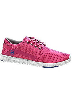 Etnies Scout Pink Womens Shoe - Pink