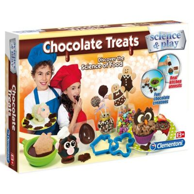 Science and Play Chocolate Treats