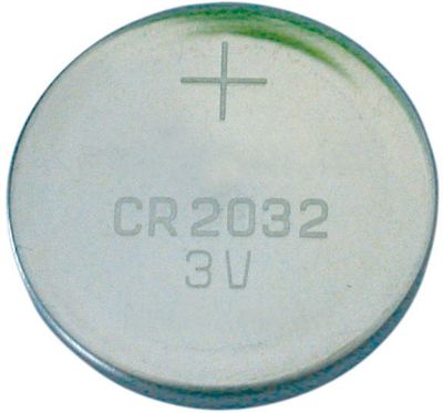 Sigma Sport CR2032 3V Lithium Battery. Sold Individually