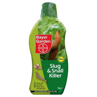 Elegant Bayer Garden Bio Slug And Snail Killer, 1kg