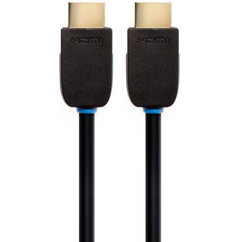 Techlink Wires-Nx2 Hdmi Video Lead (3 Metres)