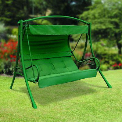 Suntime Seville 3 Seat Garden Swing