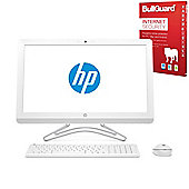 "Certified Refurbished HP 24-e030na 23.8"" All in One PC Intel Core i3-7100U 8GB 2TB Windows 10 with Internet Security - 1QZ84EA#ABU"