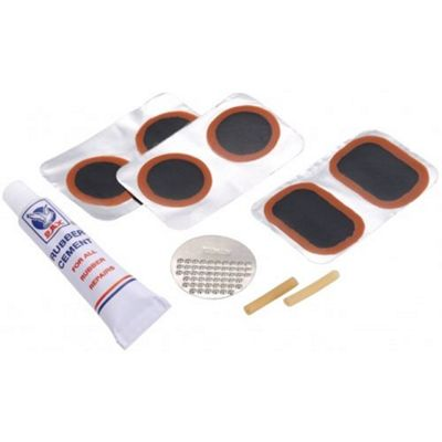 Acor Puncture Repair Kit. 10 Piece Patch Kit